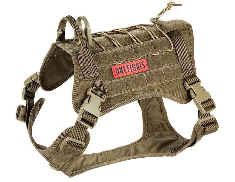 OneTigris Fire Watcher Dog Harness