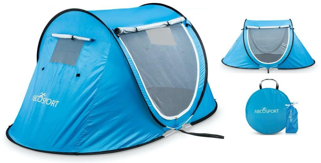 AbcoSport Pop Up Tent