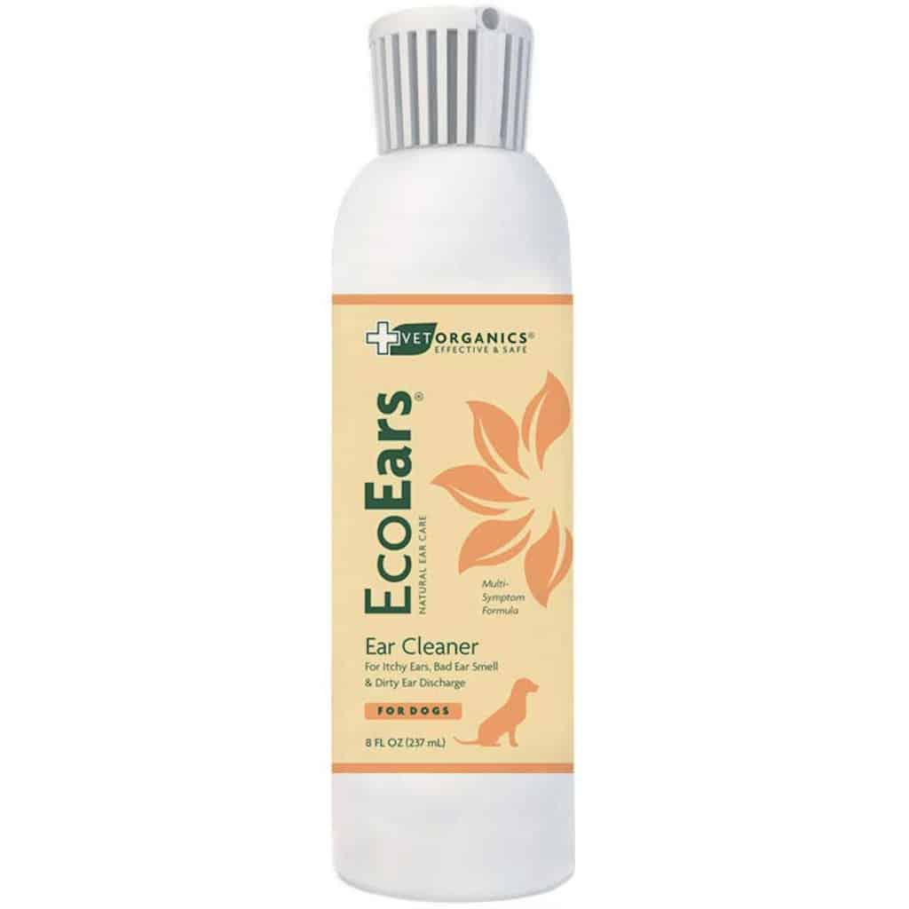 Vet Organics EcoEars Natural Dog Ear Cleaner