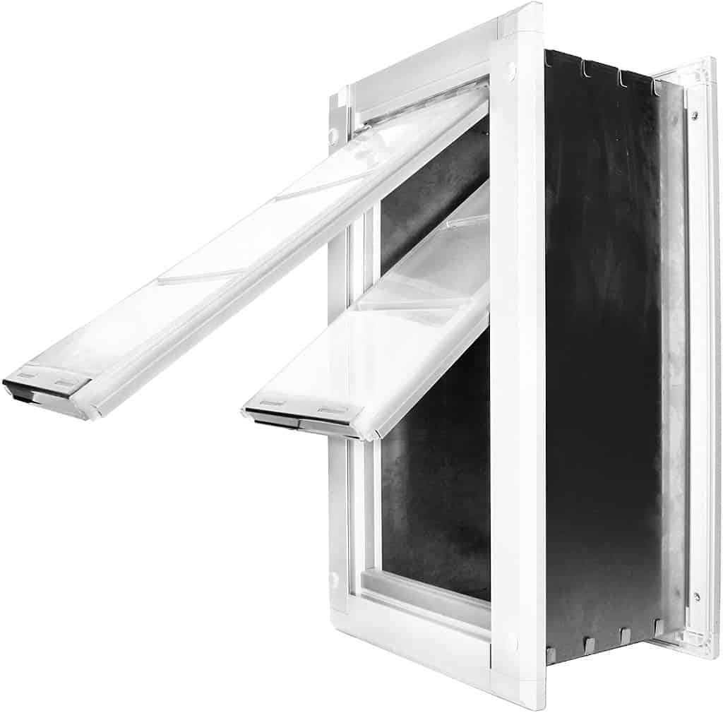 Endura Flap Wall Mount Insulated Door