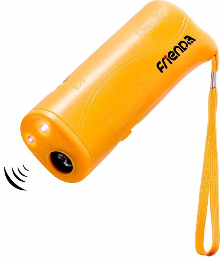 Frienda LED Ultrasonic Dog Repeller