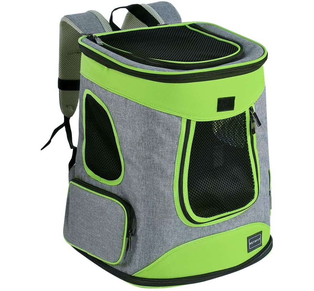 Petsfit Soft Pet Backpack Carrier