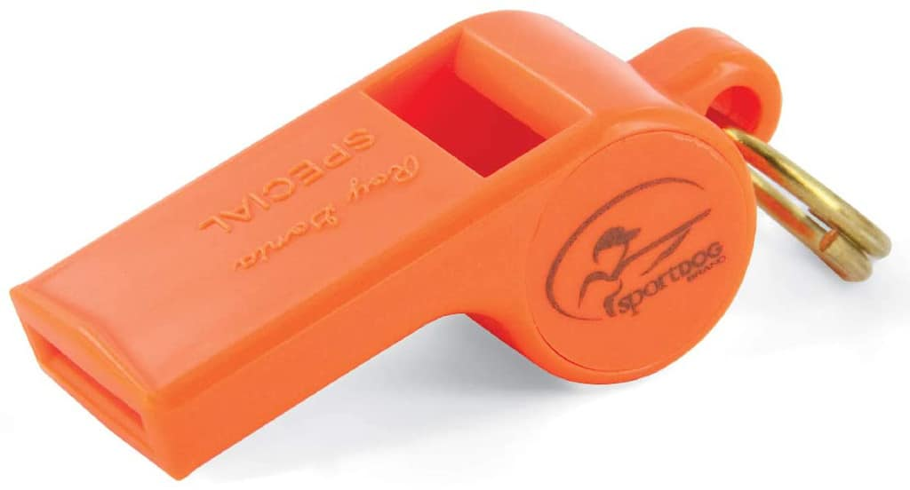 SportDOG Brand Roy Gonia Whistle