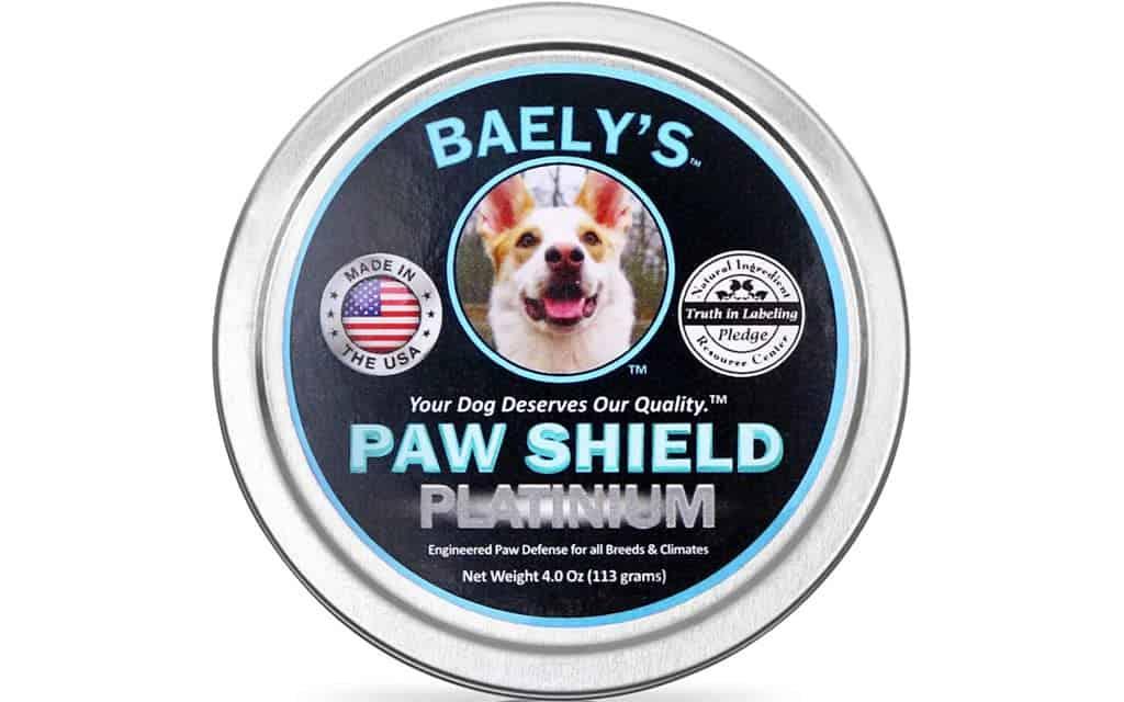 Baely's Paw Shield Dog Paw Balm