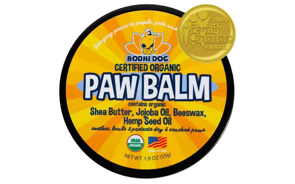 Bohdi Dog Organic Paw Balm for Dogs