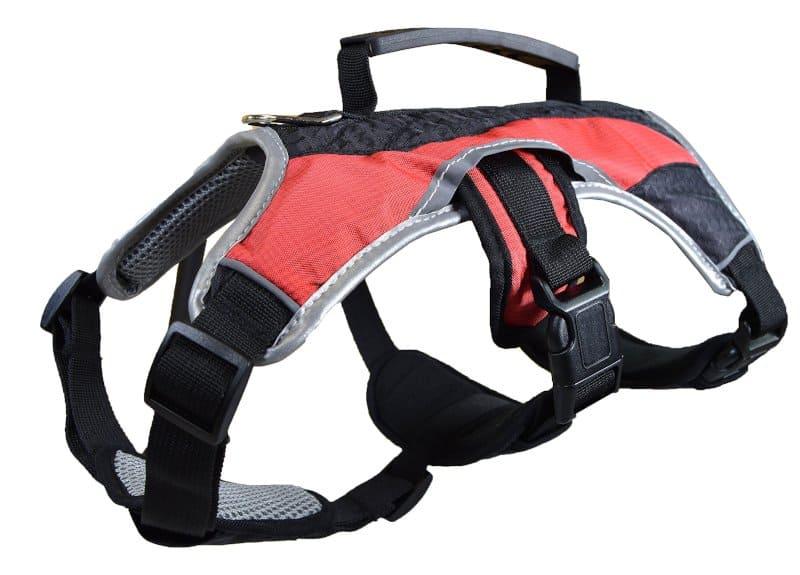 Peak Pooch Dog Walking Lifting Carry Harness