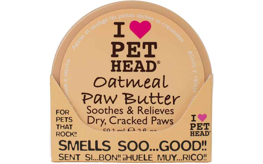 Pet Head Oatmeal Natural Paw Butter