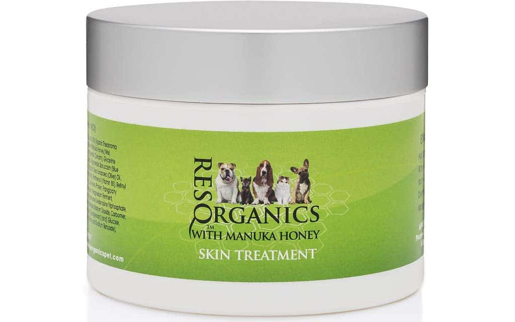 ResQ Organics Skin Treatment & Healing Balm for Dogs