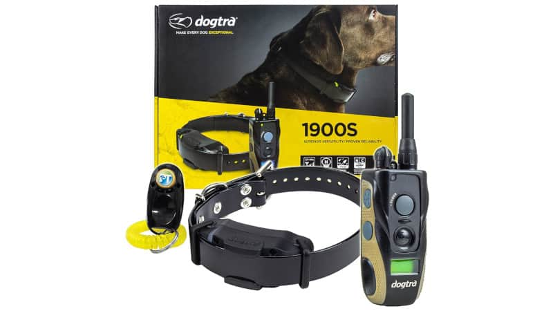 Dogtra 1900S Remote Training Collar