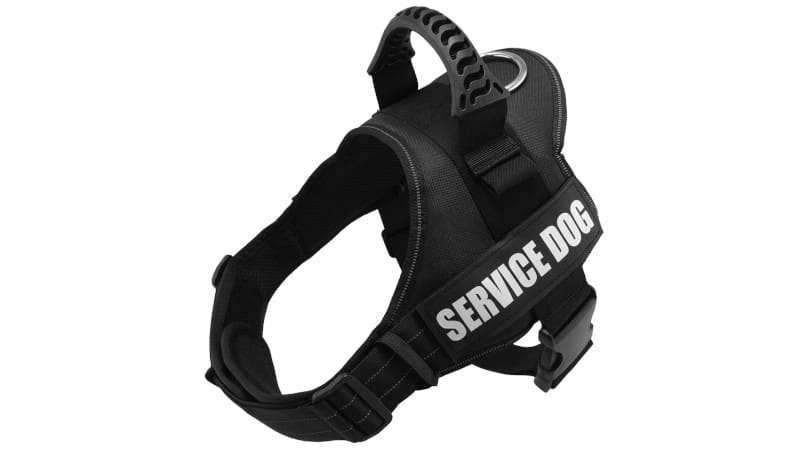 Fairwin Service Vest Dog Harness