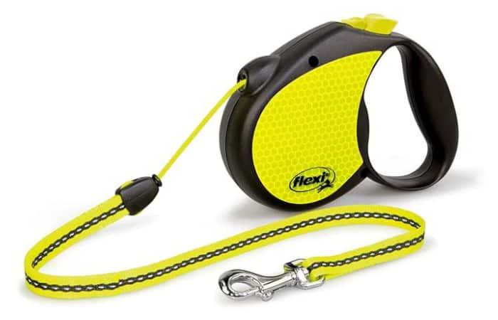 Flexi Neon Leash