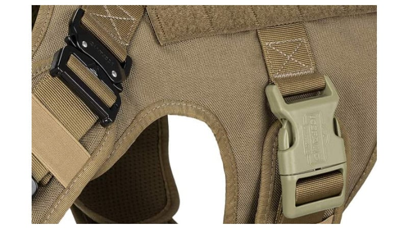 Icefang Tactical Harness Buckets