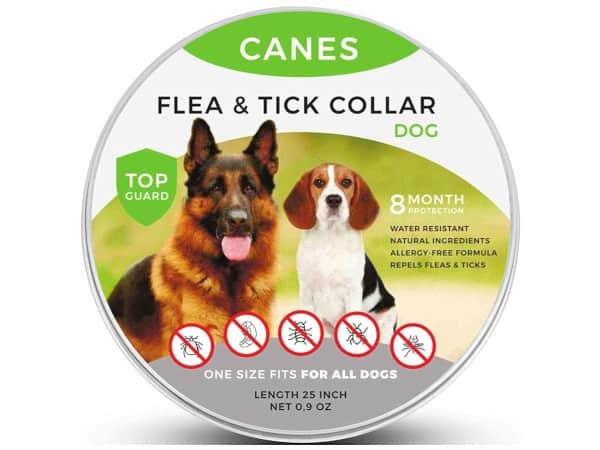 SOBAKEN Flea and Tick Prevention for Dogs