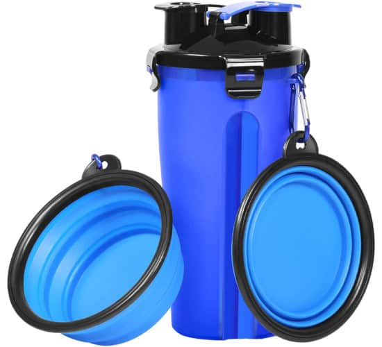 UPSKY Dog Water Bottle Dog Bowls for Traveling