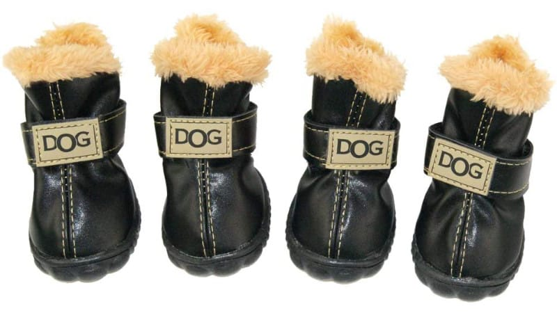 WINSOON Dog Australia Boots Pet Antiskid Shoes