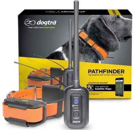Dogtra Pathfinder GPS Tracking & Training E-Collar