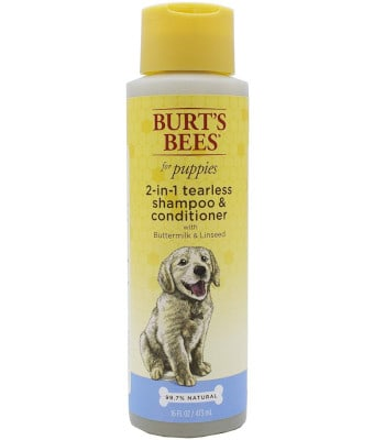 Burt's Bees All-Natural Tearless Puppy Shampoo & Conditioner