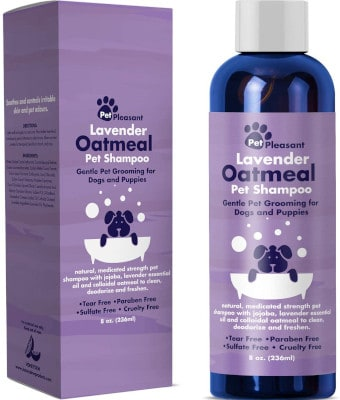 Pet Pleasant Colloidal Oatmeal Puppy Shampoo