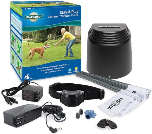 PetSafe Stay & Play Compact Wireless Fence