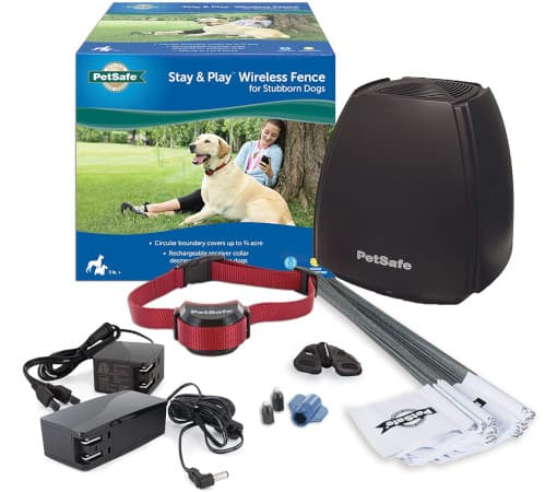 Petsafe Stubborn Dog Wireless Pet Containment Fence