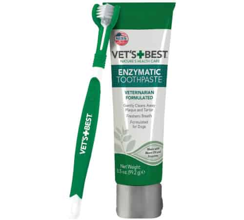 Vet's Best Enzymatic Dental Care Gel