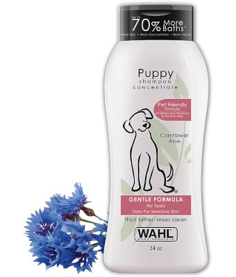 Wahl Gentle Puppy Shampoo for Pets