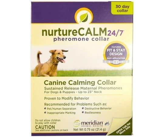 Nurturecalm 24.7 Canine Calming Pheromone Collar